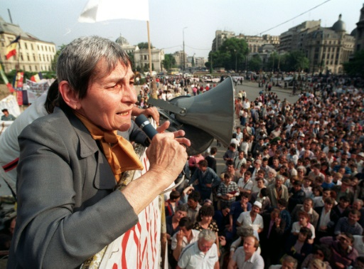 Roumanie: décès de Doina Cornea, figure de la résistance anticommuniste
