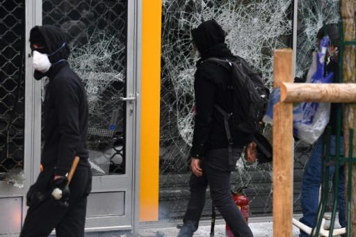 Violences du 1er-Mai: 7 suspects présentés à un juge en vue d'une mise en examen