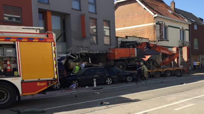 Un enfant perd la vie dans un accident à Kortenberg