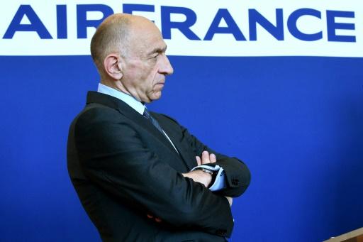 Air France: le sort du PDG lié à un vote des salariés, au 13e jour d'une grève coûteuse