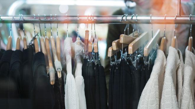 Interpellée avec 200€ de vêtements volés, une Liégeoise explique qu'elle dérobe des choses à chaque