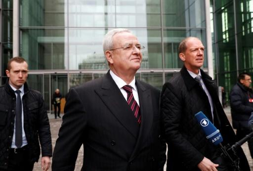 Dieselgate: les principales poursuites visant Volkswagen