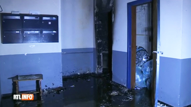 Un incendie suspect provoque l'évacuation de tout un immeuble à Gembloux
