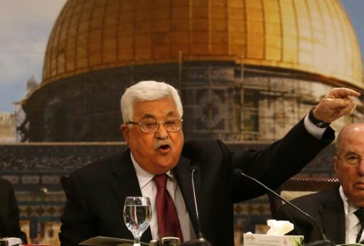 Mahmoud Abbas présente des excuses après des propos jugés antisémites