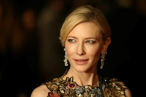Cate Blanchett, actrice féministe aux mille visages à la tête du jury à Cannes