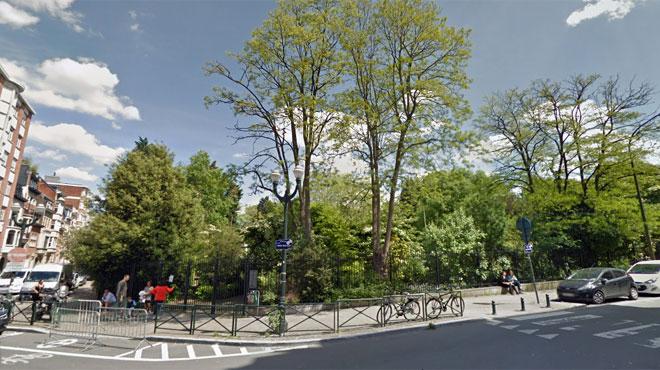 Une femme s'immole par le feu dans un parc à Ixelles: elle est décédée à l'hôpital