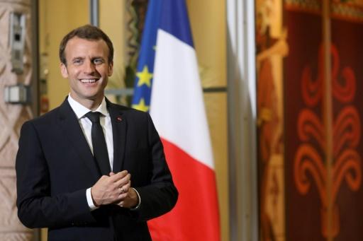 Emmanuel Macron sera reçu par le pape François