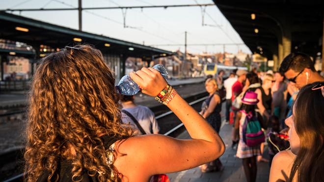 Il va faire beau ce week-end: la SNCB affrète des trains supplémentaires pour la Côte