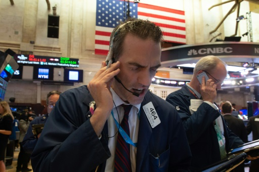 Wall Street entraînée par l'envolée d'Apple