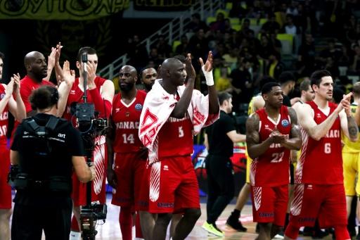 Basket: Monaco face à l'AEK Athènes en finale de la Ligue des champions