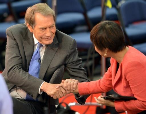 Harcèlement sexuel: trois femmes assignent Charlie Rose, l'ex-présentateur vedette de CBS