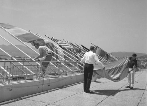 Mai 68: le vent de la contestation souffle sur Cannes