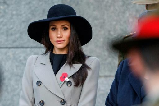 Meghan Markle, une fashionista à l'épreuve des Windsor