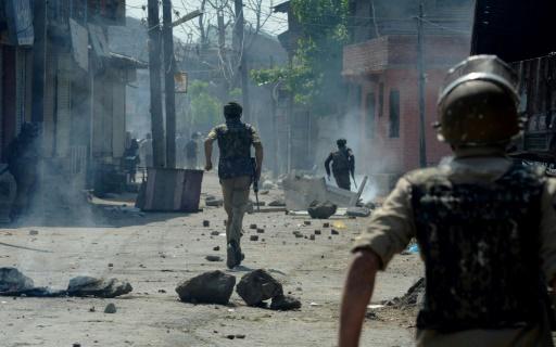 Quatre morts lors d'affrontements à Srinagar, au Cachemire indien