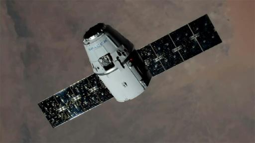 USA: la capsule Dragon de SpaceX de retour sur Terre
