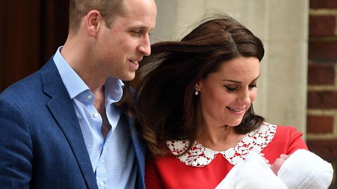 Royaume-Uni : les premières photos du prince Louis partagées sur Instagram