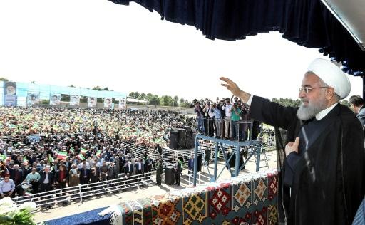 Nucléaire iranien: Rohani met en garde Trump avant sa décision