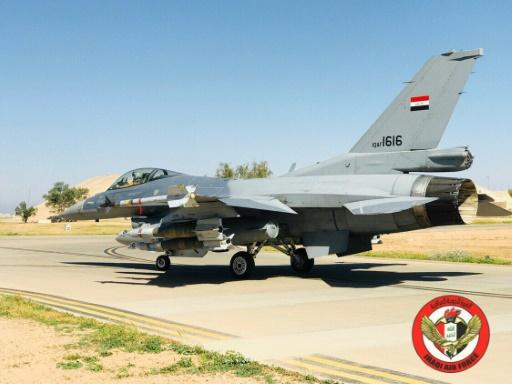 L'aviation irakienne frappe une nouvelle fois l'EI en Syrie
