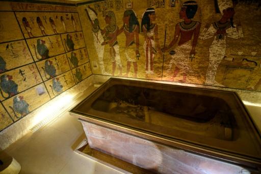 Égypte. Pas de chambres cachées dans la tombe de Toutankhamon