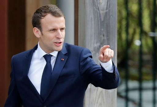 Macron critique