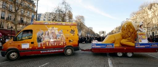 Le cirque Pinder en liquidation judiciaire