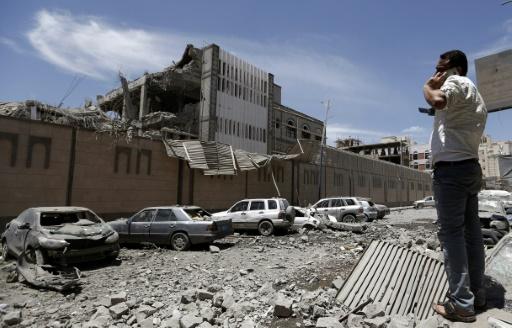 Yémen: six morts et 30 blessés dans un raid aérien sur Sanaa