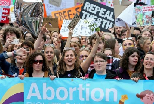 Irlande: des acteurs s'engagent pour la libéralisation de l'avortement