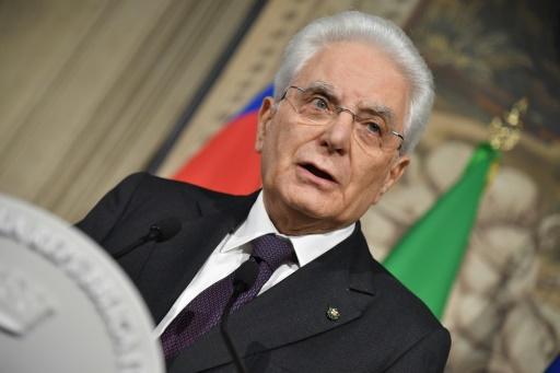 Italie : le président veut un gouvernement