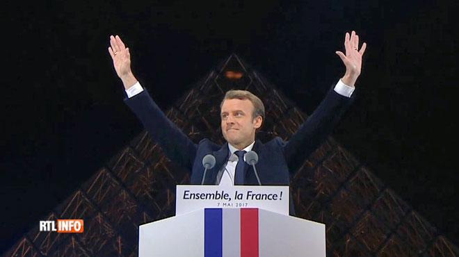 Après un an passé à l'Elysée, quel est le bilan d'Emmanuel Macron?