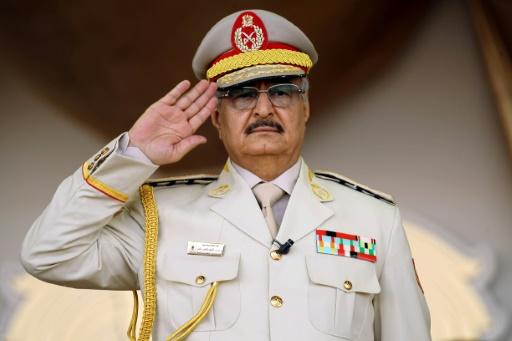 Libye: Haftar lance une offensive pour