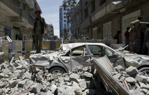 Yémen: deux frappes de la coalition font six morts à Sanaa