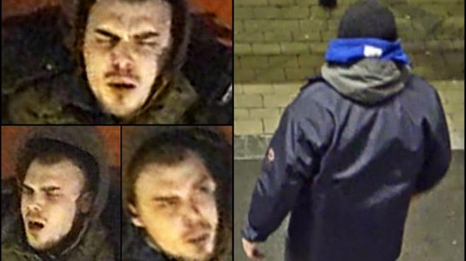 Violente agression d'une femme à Namur: avez-vous vu cet homme?