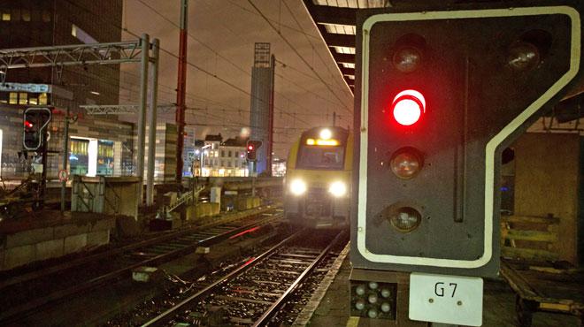 Siemens causerait 1h40 de retard par jour sur le rail belge: