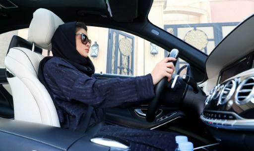 Les Saoudiennes pourront conduire à partir du 24 juin