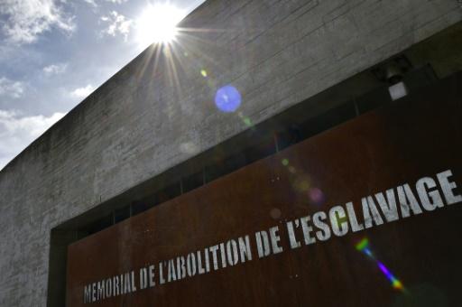 Esclavage: 170 ans après l'abolition, Nantes affronte son passé de port négrier