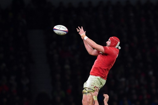 Rugby: Hill et Jenkins co-capitaines du pays de Galles pour la tournée de juin