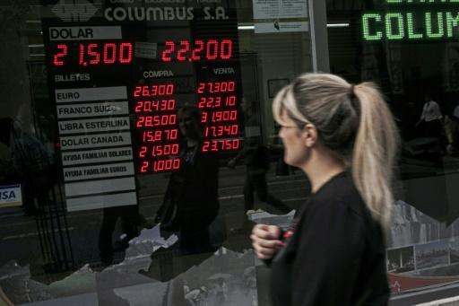 L'Argentine en discussions avec le FMI pour obtenir un financement (président Macri)