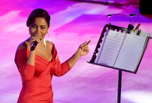 Egypte: acquittement d'une chanteuse condamnée pour avoir plaisanté sur le Nil