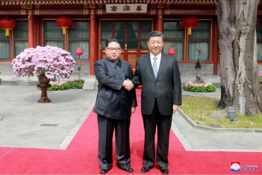 Pompeo se rend en Corée du Nord après la rencontre entre Kim Jong Un et Xi Jinping