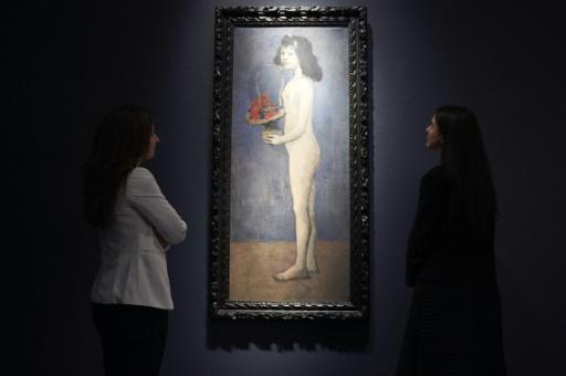 Un célèbre tableau de Picasso vendu à 115 millions de dollars
