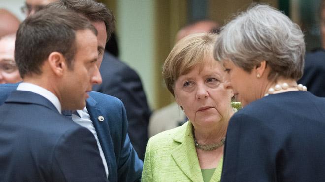 La France, l'Allemagne et le Royaume-Uni veulent continuer à appliquer l'accord sur le nucléaire iranien et en négocier un nouveau