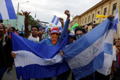 Nicaragua: une commission d'enquête sur la répression