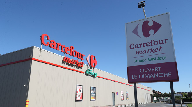 Attention si vous comptiez vous rendre dans un Carrefour du groupe Mestdagh: le personnel d'une vingtaine de magasins a déjà débrayé
