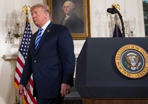 Nucléaire iranien: Trump complique l'équation avec Pyongyang