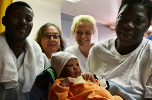Mercy, Sophia, Newman... Ces bébés de l'espoir nés en Méditerranée