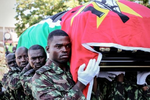 Mozambique: aux obsèques de Dhlakama, le président poursuit sur le chemin de la paix