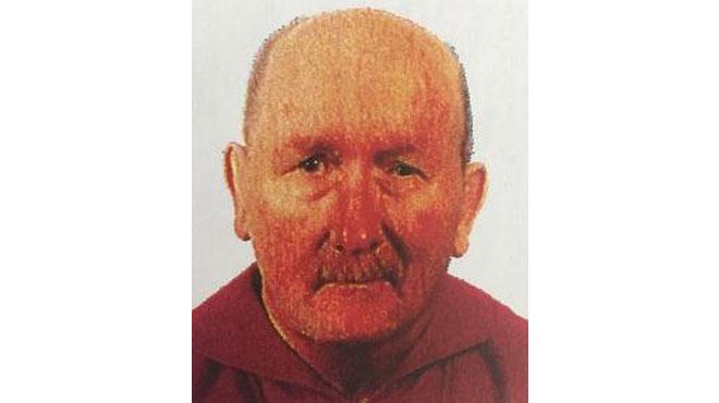 Jean est porté disparu depuis qu'il est sorti de sa maison à Flémalle pour une promenade: l'avez-vous vu?