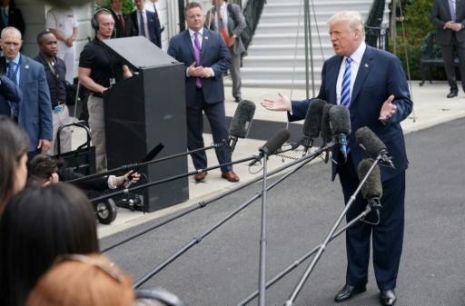 Trump annonce la libération de trois Américains par la Corée du Nord