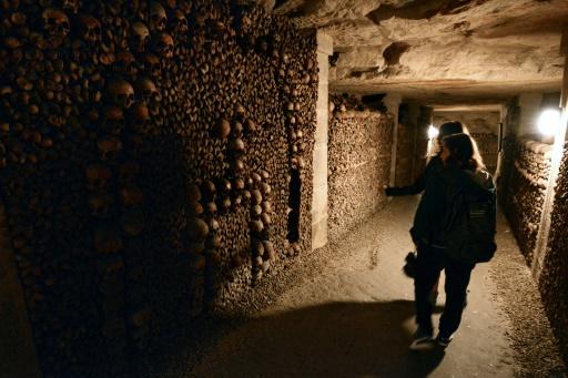 Deuxième semaine de grève aux Catacombes de Paris