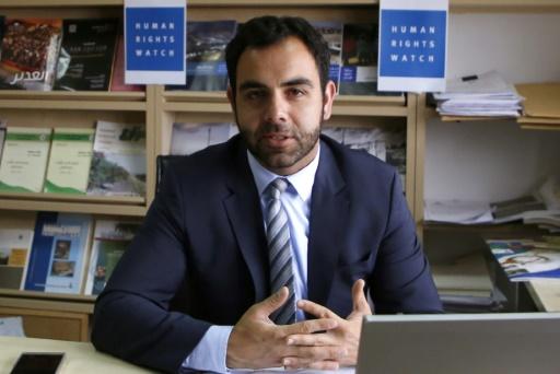Israël donne 14 jours au directeur de HRW pour quitter le pays